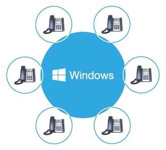پیکربندی batch و توسعه گوشی ها به وسیله ابزار تحت سیستم عامل ویندوز